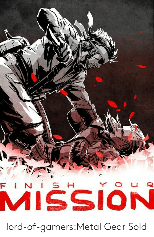gear: MISSION lord-of-gamers:Metal Gear Sold