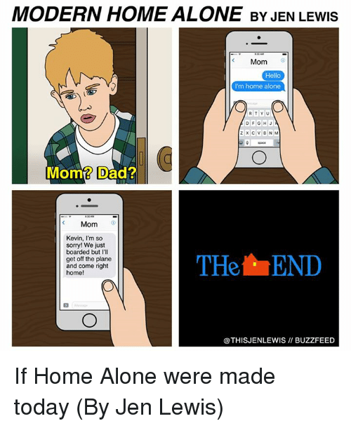 Funny Home Alone Memes Of 2016 On Sizzle 9gag
