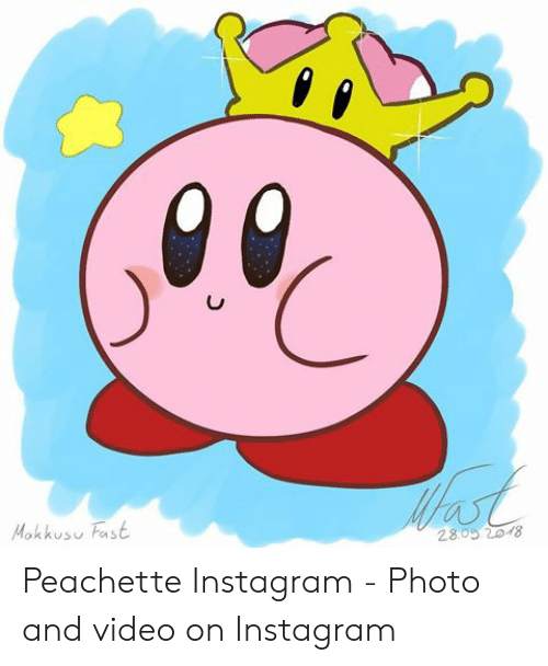 Peachette: Mokkusu Fast  2809 2048 Peachette Instagram - Photo and video on Instagram
