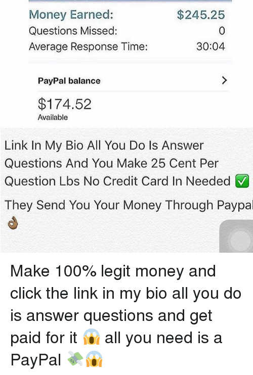 Need to make money today help