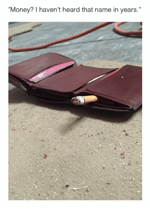 I Havent Heard That Name In Years