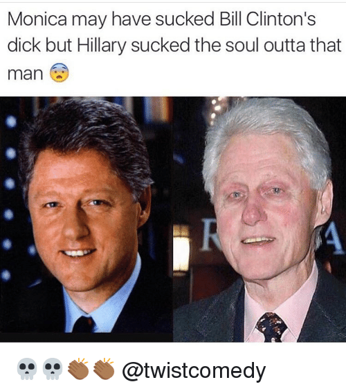 bill clinton sucked off