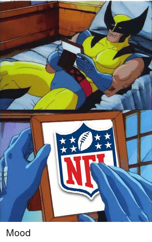 Mood and Nfl: Mood