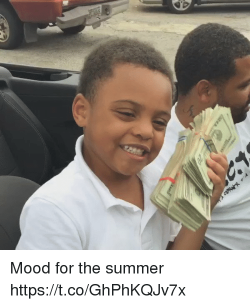 Blackpeopletwitter, Mood, and Summer: Mood for the summer https://t.co/GhPhKQJv7x