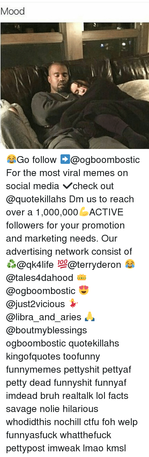Advertisment: Mood 😂Go follow ➡@ogboombostic For the most viral memes on social media ✔check out @quotekillahs Dm us to reach over a 1,000,000💪ACTIVE followers for your promotion and marketing needs. Our advertising network consist of ♻@qk4life 💯@terryderon 😂@tales4dahood 👑@ogboombostic 😍@just2vicious 💃@libra_and_aries 🙏@boutmyblessings ogboombostic quotekillahs kingofquotes toofunny funnymemes pettyshit pettyaf petty dead funnyshit funnyaf imdead bruh realtalk lol facts savage nolie hilarious whodidthis nochill ctfu foh welp funnyasfuck whatthefuck pettypost imweak lmao kmsl