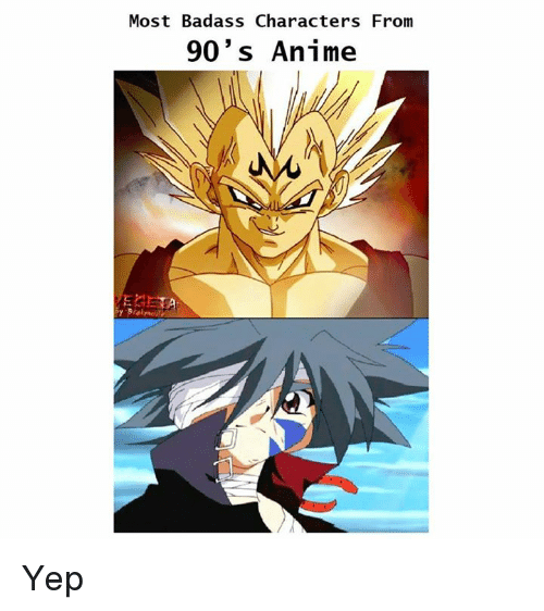 Anime Characters 90s : Best memes about s anime