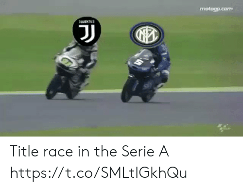 serie: motogp.com  uNENTUS  J Title race in the Serie A  https://t.co/SMLtIGkhQu