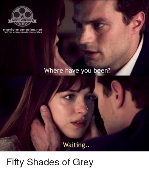 Funny fifty shades of grey memes of 2017 on sizzle for What kind of movie is fifty shades of grey