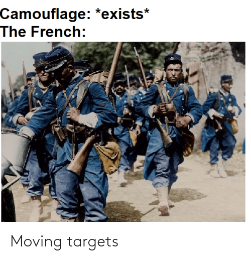 moving: Moving targets