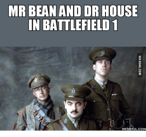 Love Each Other When Two Souls: Search Battlefield 1 Memes On Me.me
