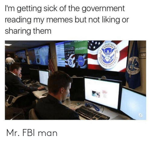 FBI: Mr. FBI man