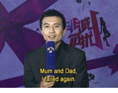 Dad, Faded, and Dank Memes: Mum and Dad,  faded again.