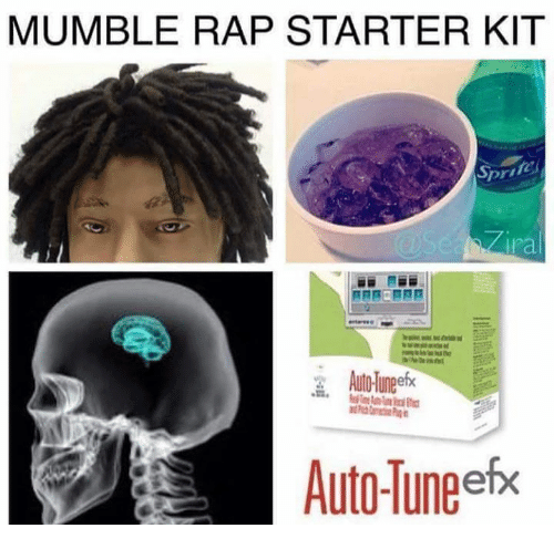 Mumble Rap