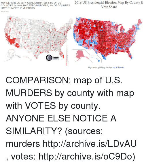 Presidential Election Zero And Http Murders In Us Very Concentrated 54