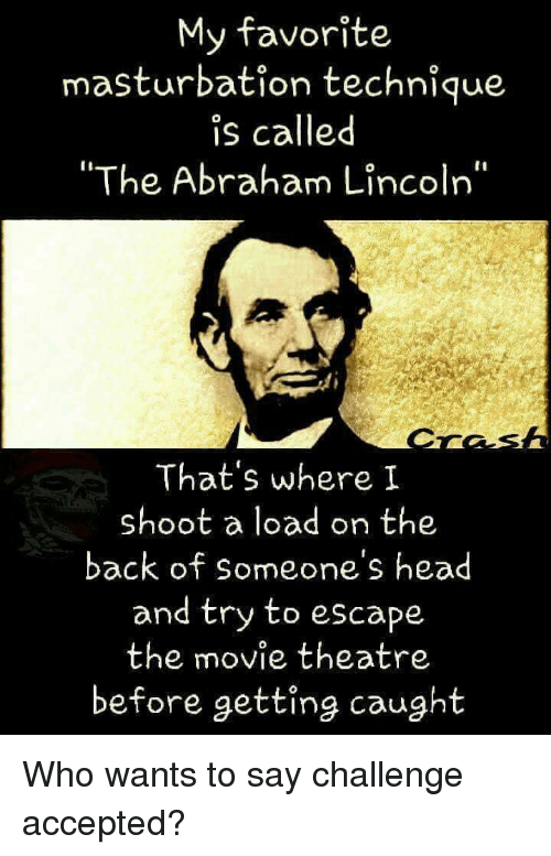 Abraham lincoln sex