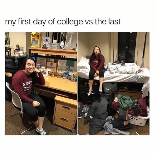 my first day of college 2 Friday, june 1, 2018, last day to add or drop a class and receive a full refund  tuesday, june 19, 2018, last day  summer session ii 2018 (12-week session) .