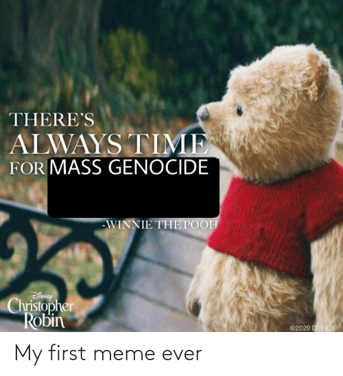 First Meme Ever: My first meme ever