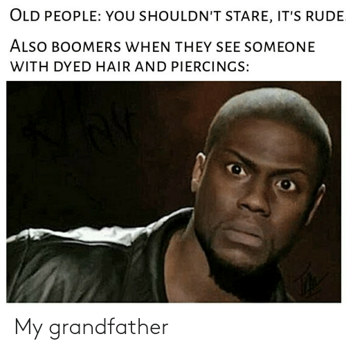 Grandfather: My grandfather
