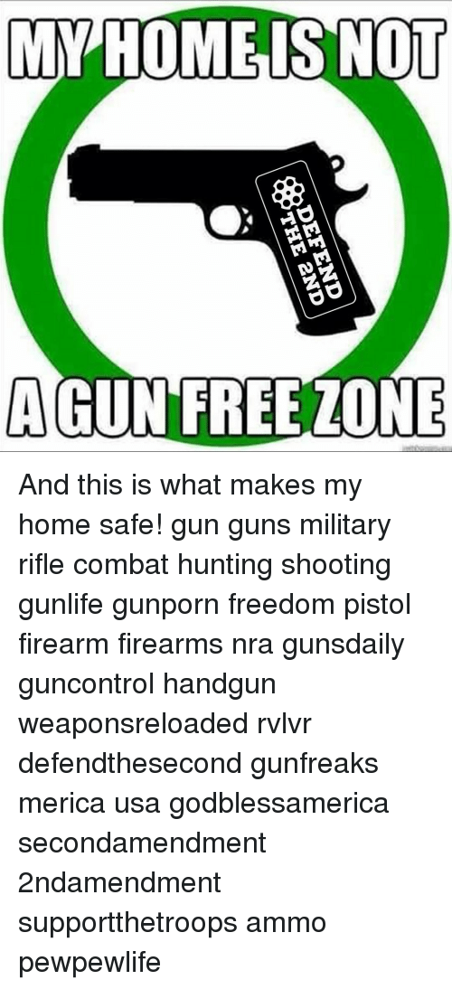 gun free zones do not make us Sounds typically united states of insanity how will the civil police determine who is the good-guy with a gun congress, and cpac also not be gun free zones.