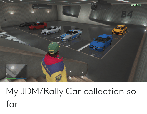 rally car: My JDM/Rally Car collection so far