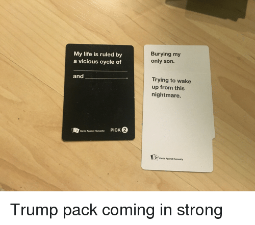 25 best memes about cards against humanity cardsagainsthumanity and life cards against. Black Bedroom Furniture Sets. Home Design Ideas