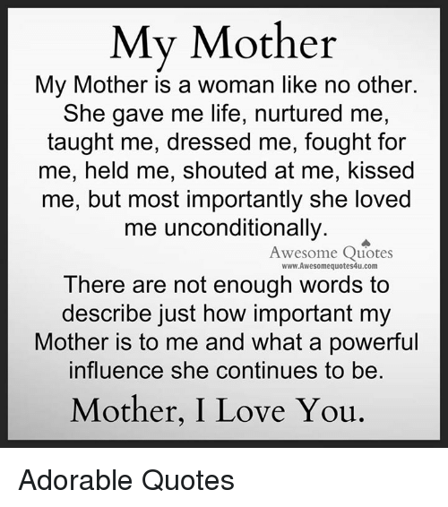 mother the important person of my I know for sure who the most important person in my life is although it is supposed to be person mine happens to come as persons the most important persons in my.