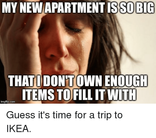 Search New Apartment Memes On Me.me