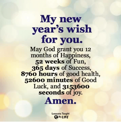 1 Year 12 Months 52 Weeks 365 Days Quotes: 25+ Best Memes About New Year Wish