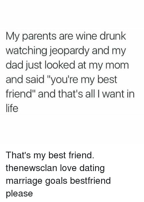 I'm dating my friend's dad