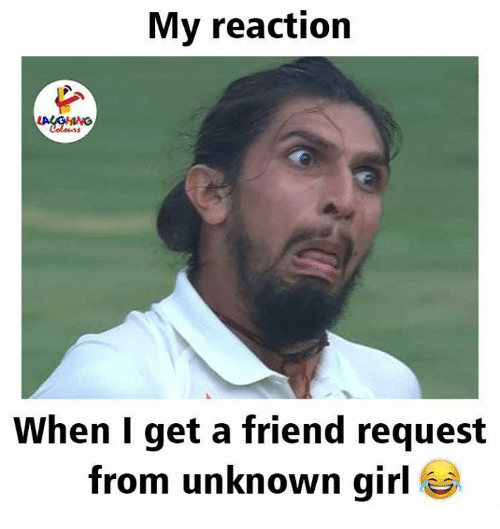 how to get friend request