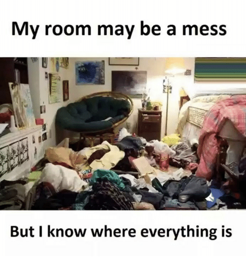 essay about my room is a mess A description of my room when i have a bad day, when im not in the mood, or simply when i want to be alone, mypeace i find in my room she is my little haven my room is on the second floor of the house, between the room of my parents and mybrothers room.