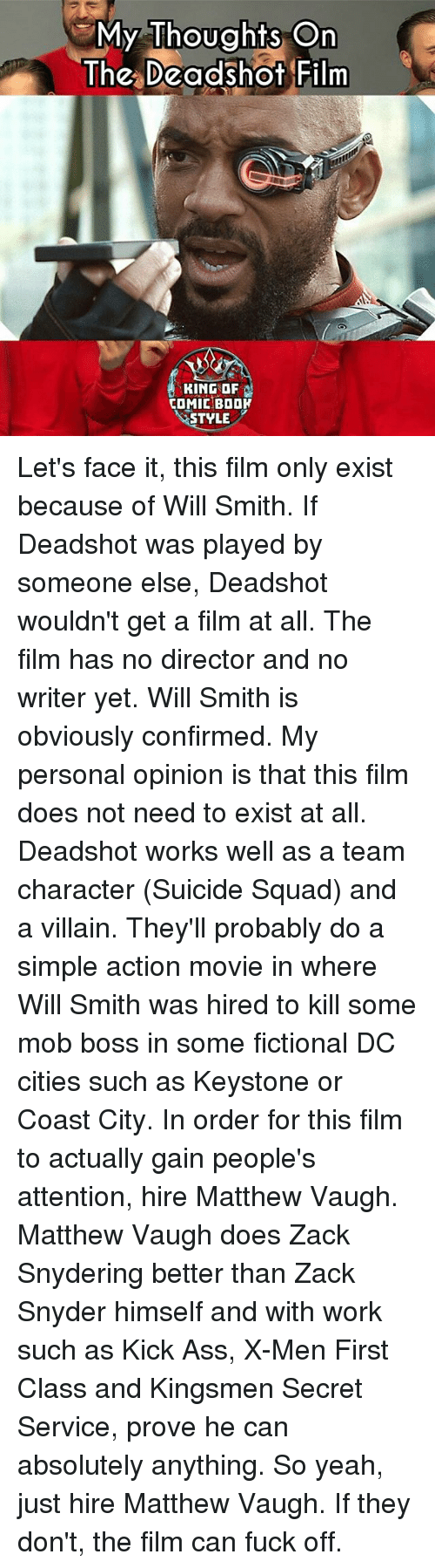 Secret service agent slammed for posting she wouldnt take a bullet for trump new york post - Ass Memes And Squad My Thoughts On The Deadshot Film King Of Comic