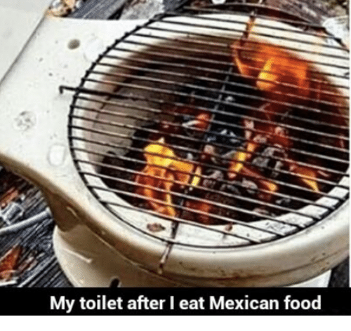 Do Mexicans Eat Chinese Food