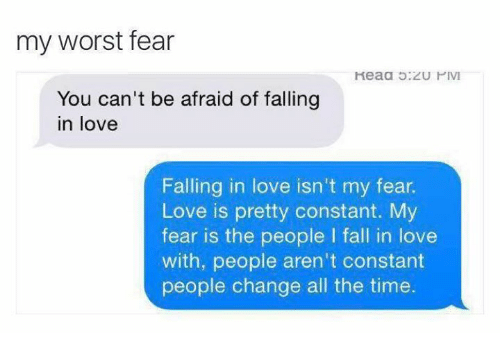 Fall, Love, and Time: my worst fear  Heala ZUPIVI  You can't be afraid of falling  in love  Falling in love isn't my fear.  Love is pretty constant. My  fear is the people l fall in love  with, people aren't constant  people change all the time.