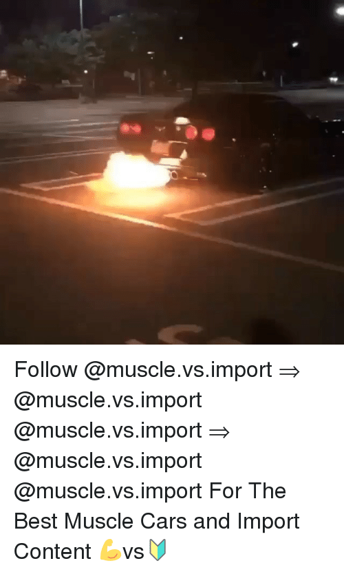Best Memes About Muscle Cars And Cars Muscle Cars And
