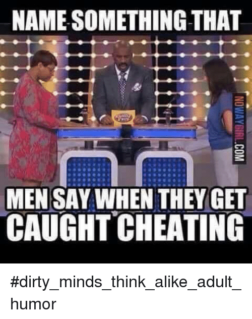 Filthy Guys Have Dirty Mind