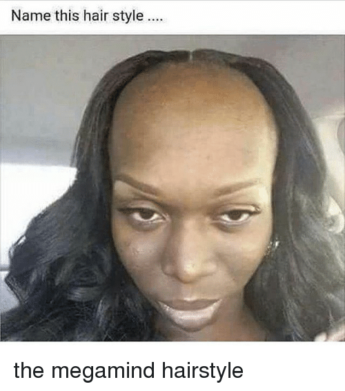 name of hair style search megamind meme memes on me me 5330