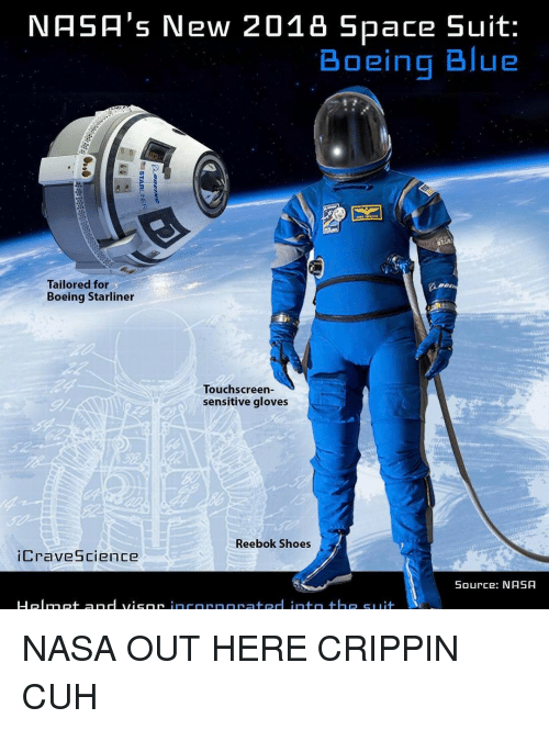 Nasa New Space Suit Shoes