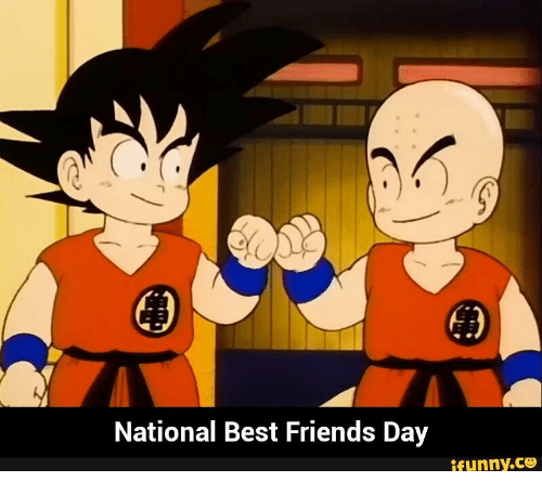 National Best Friend Day, Best Friends Day, and Friends Day: National Best Friends Day  ifunny.CO