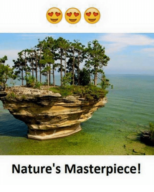 SIZZLE: Nature's Masterpiece!