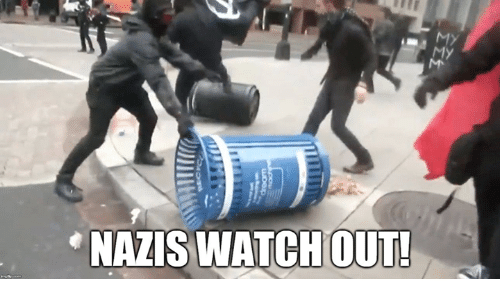 nazis watch out 12566462 nazis watch out! meme on sizzle