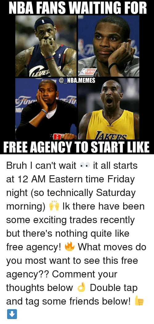 Nba free agency date in Melbourne