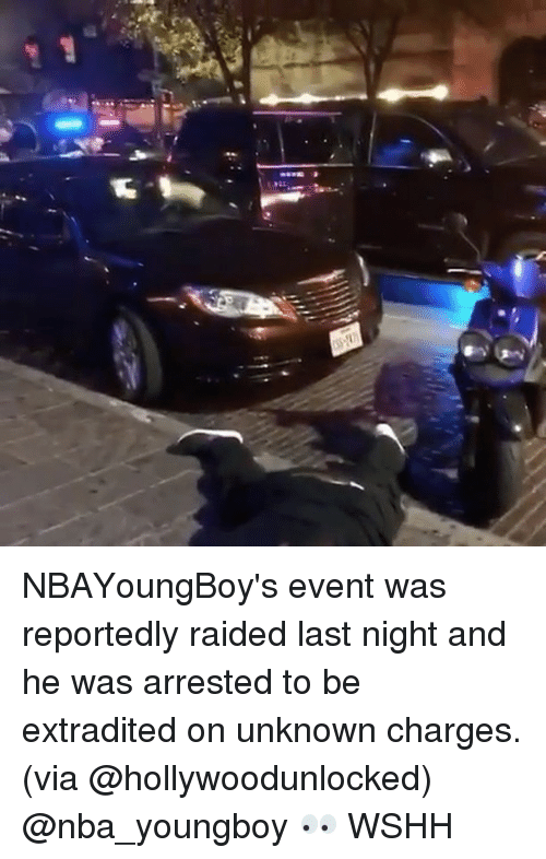 Nba Youngboy Bails Outta Jail In Gf Assault Case Nbayoungboy