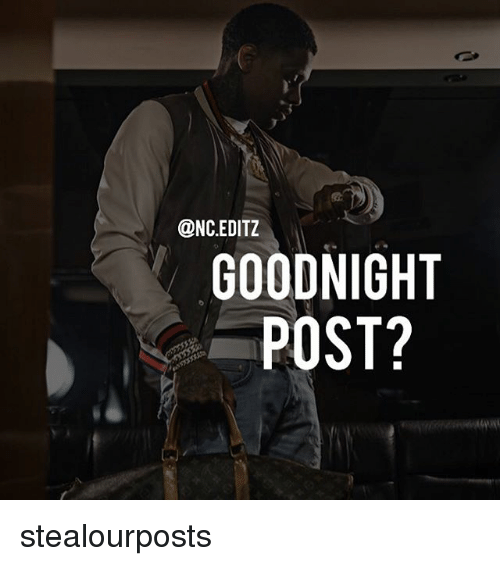 25+ Best Memes About Goodnight Post