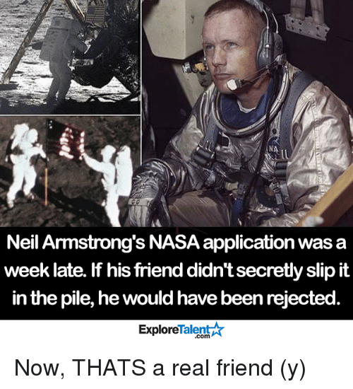 neil armstrong friends - photo #1