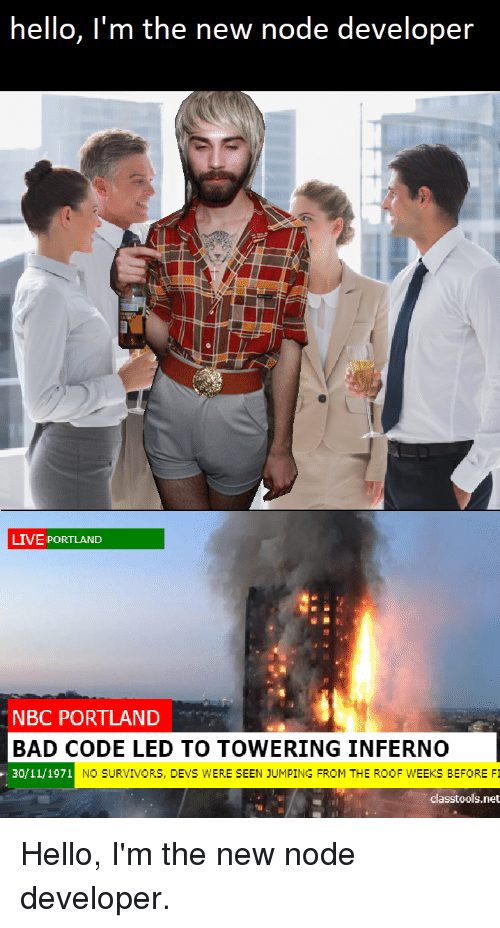 25 30 Hello W: 25+ Best Memes About Towering Inferno