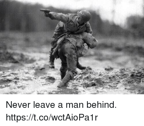 Memes, Never, and 🤖: Never leave a man behind. https://t.co/wctAioPa1r