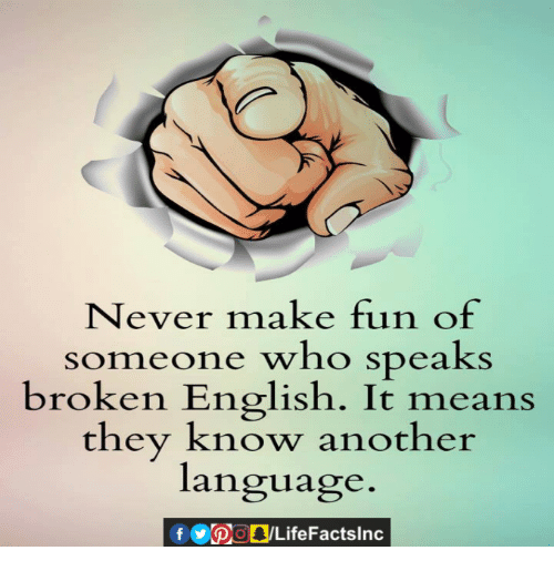 Dating someone who speaks another language