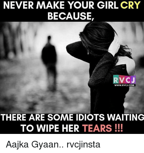 25+ Best Memes About Girl Crying
