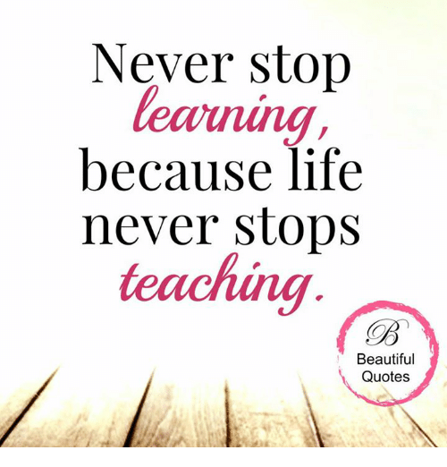 Stop Living For Others Quotes: 25+ Best Memes About Teaching